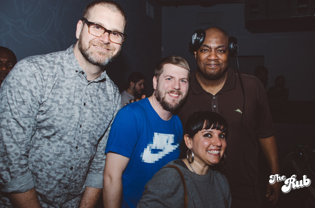 The Rub @ Verboten w/ Jubilee & Mister Cee 12.11.15