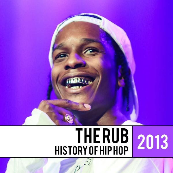 The Rub » History of Hip-Hop
