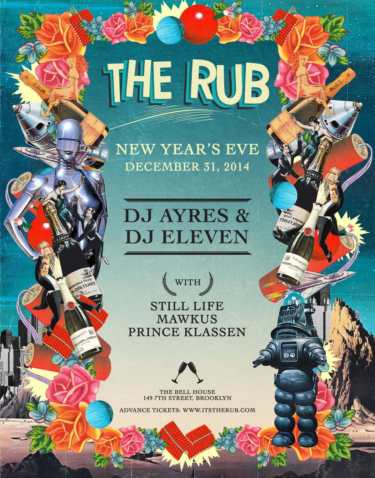 The Rub NYE 2014