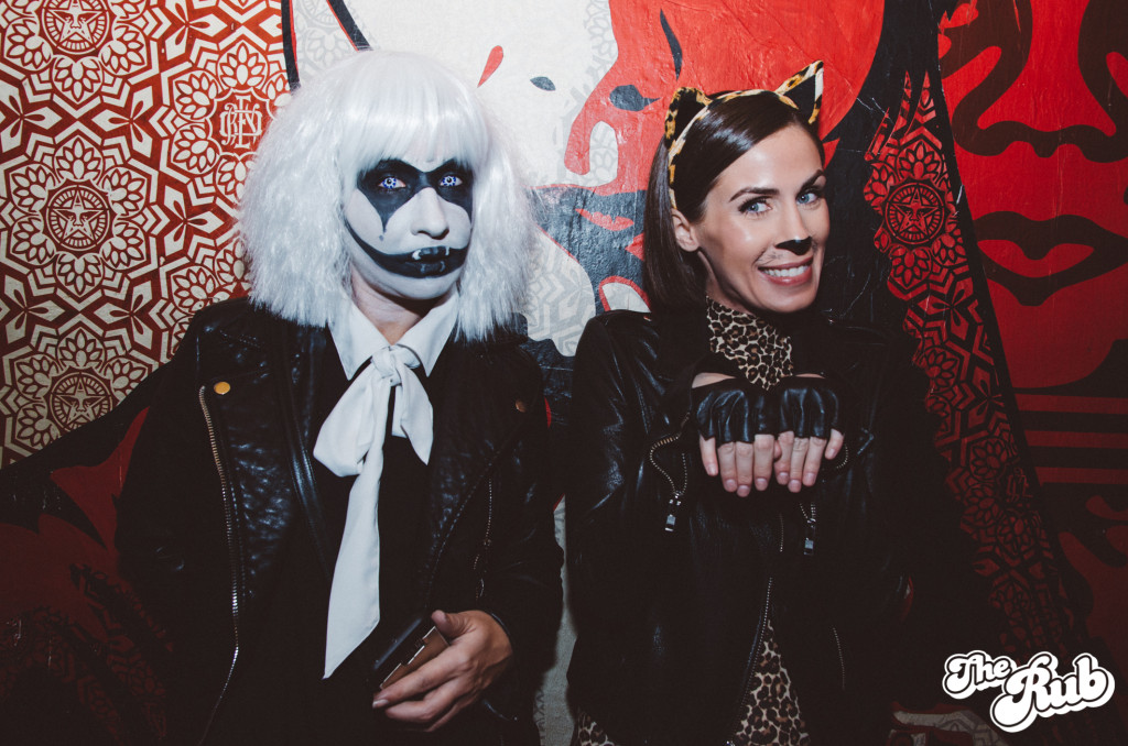 The Rub Hallowee Party 2016